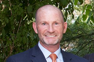 Jay Pascoe Executive Director & Chief Operating Officer