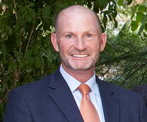 Jay Pascoe Executive Director