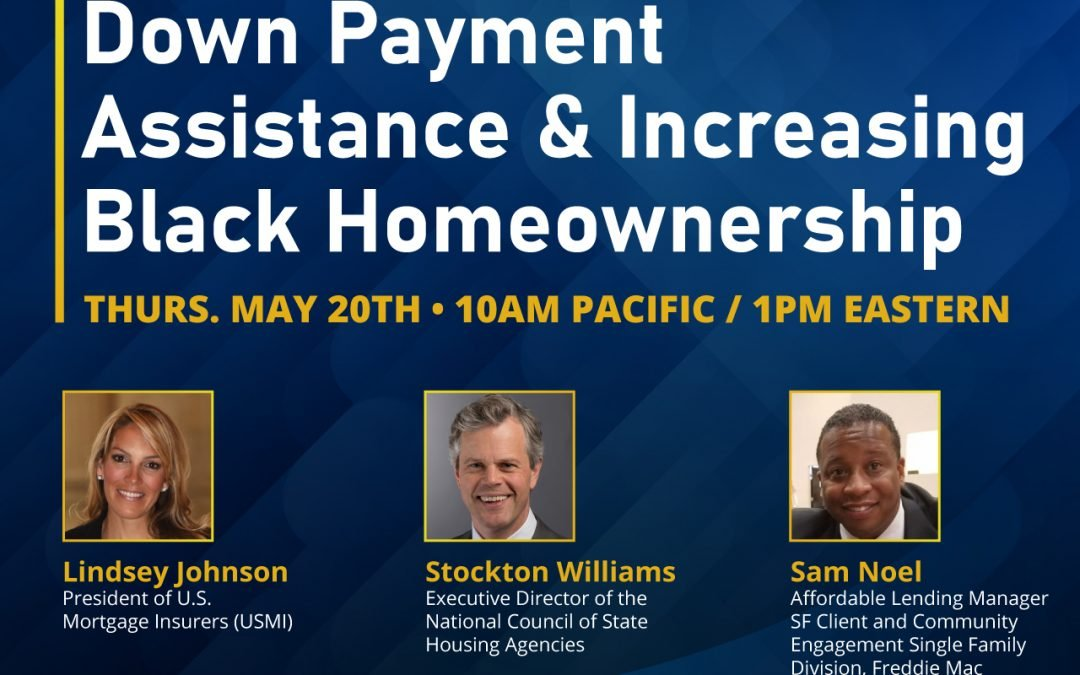 Down Payment Assistance & Increasing Black Homeownership